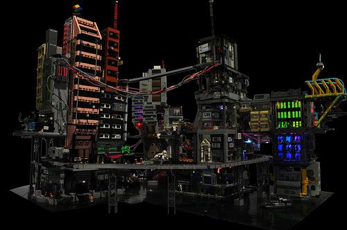 Cyber City.