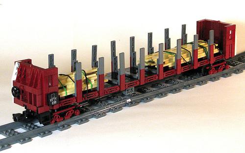 VFTY Timber Wagon