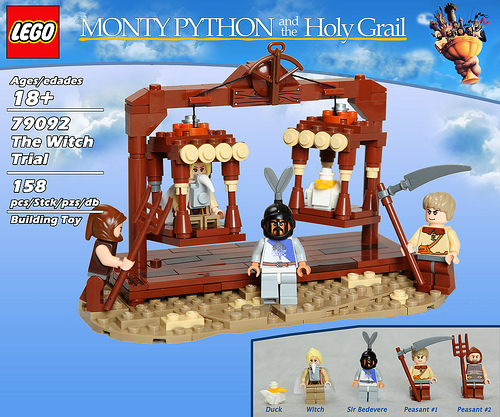 LEGO 79092: The Witch Trial