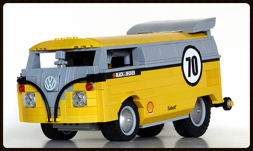 VW Dragbus