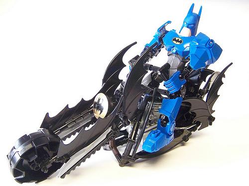 Holy Crotch Rocket Batman.....