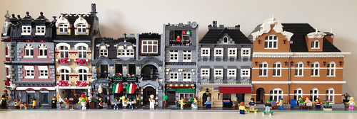 Modular street
