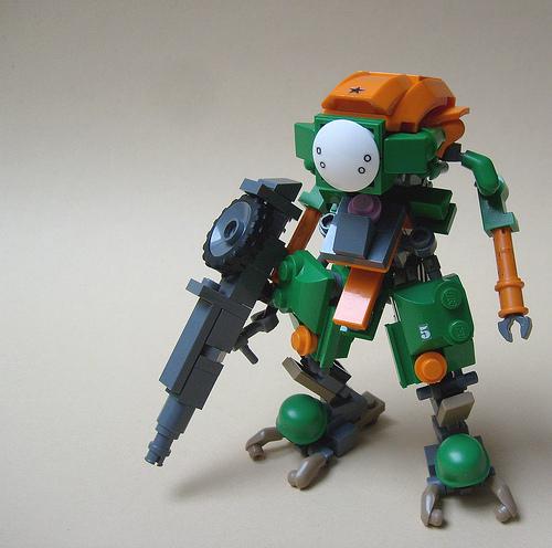 'Prosthetic Commando'