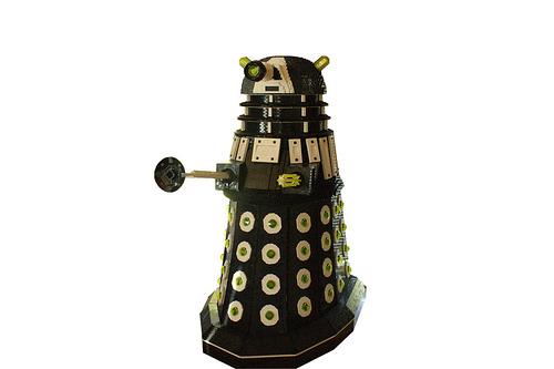 Blacktron Dalek