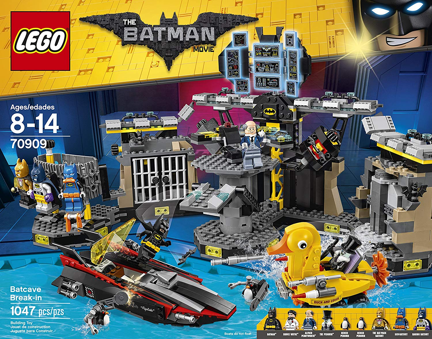 The LEGO Batman Movie sets on sale at Amazon News | The ...