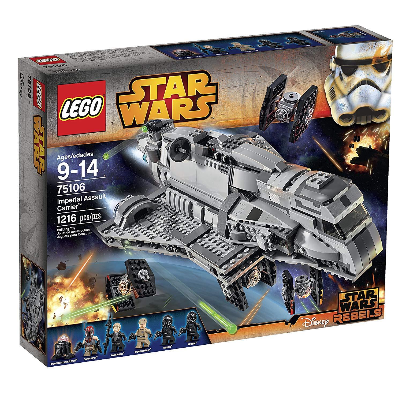75106 Imperial Assault Carrier
