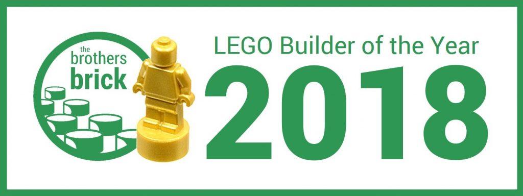 Best LEGO builder of 2018