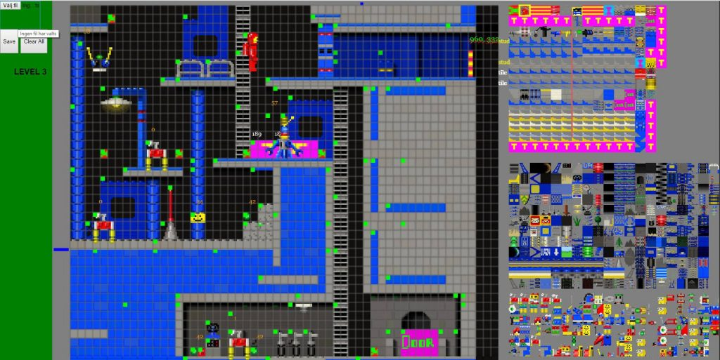 Classic Space Adventure Level Editor   The Brothers Brick