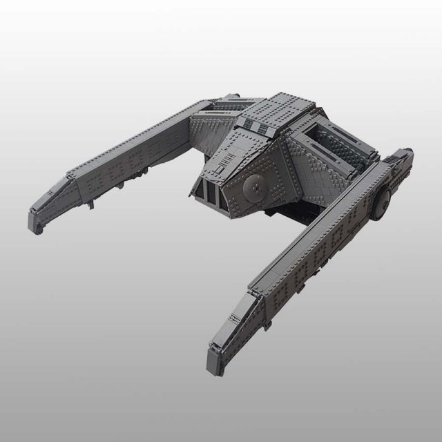 LEGO Star Wars Solo Spaceship