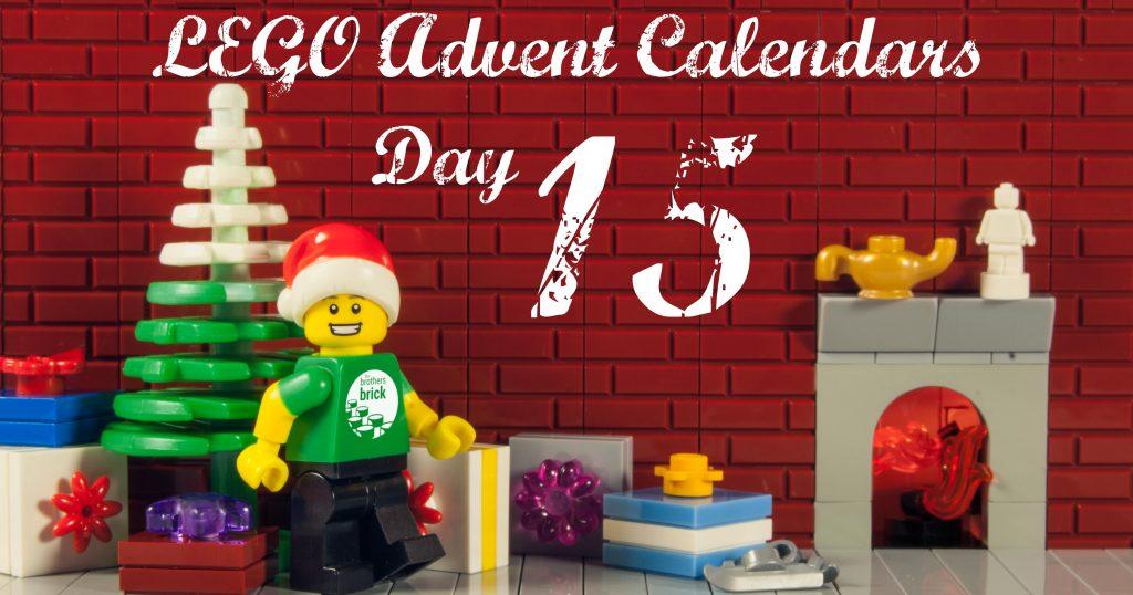 2018 LEGO Advent Calendars, Day 15