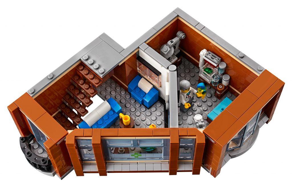 лего гараж