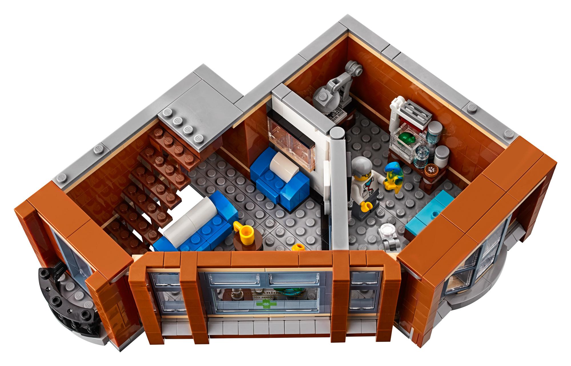 lego creator expert 10264 corner garage 25 the brothers. Black Bedroom Furniture Sets. Home Design Ideas
