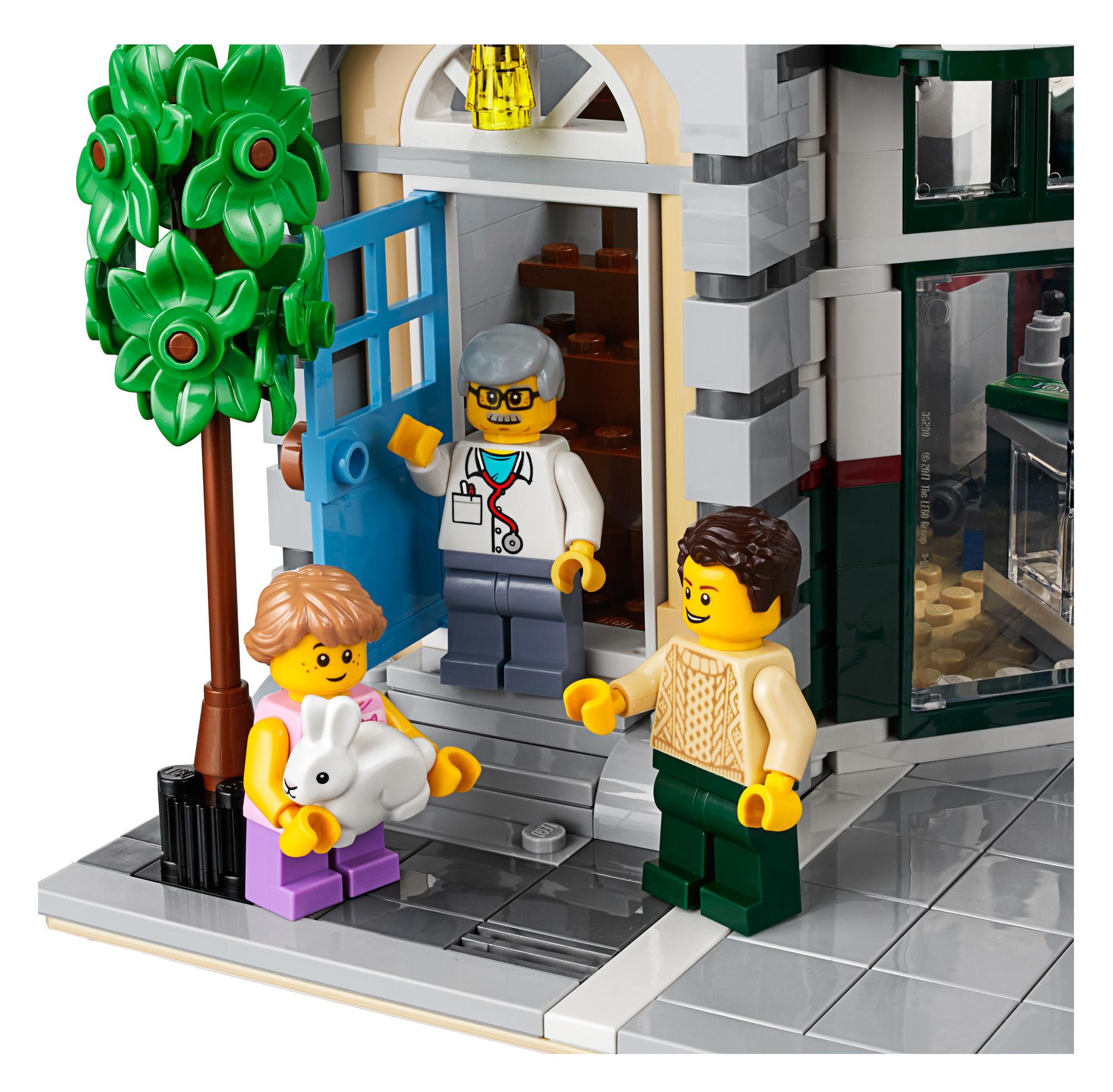 lego creator expert 10264 corner garage 29 the brothers. Black Bedroom Furniture Sets. Home Design Ideas