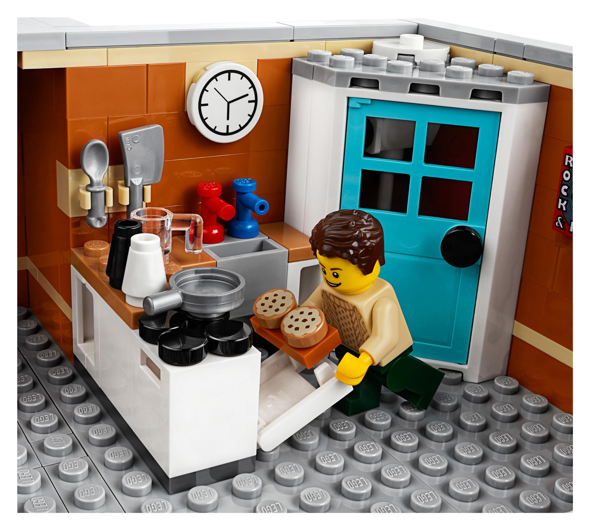 lego creator expert 10264 corner garage 34 the brothers. Black Bedroom Furniture Sets. Home Design Ideas