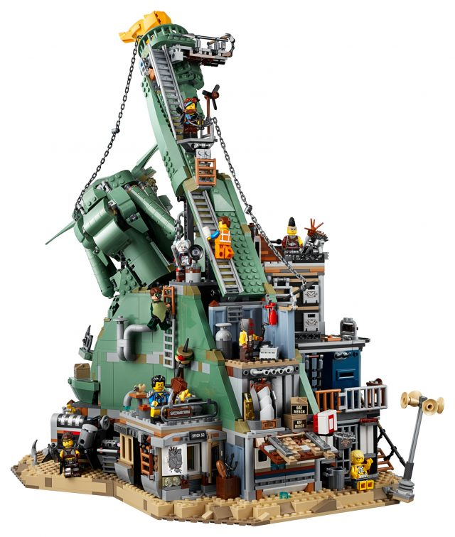 The Lego Movie 2 S Largest Set Revealed As 70840 Welcome To Apocalypseburg News The Brothers Brick The Brothers Brick