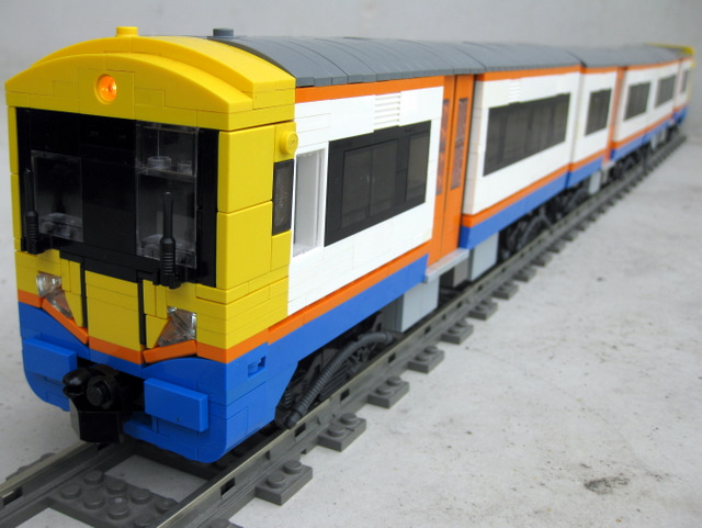 Esben Kolinds LEGO London Overground