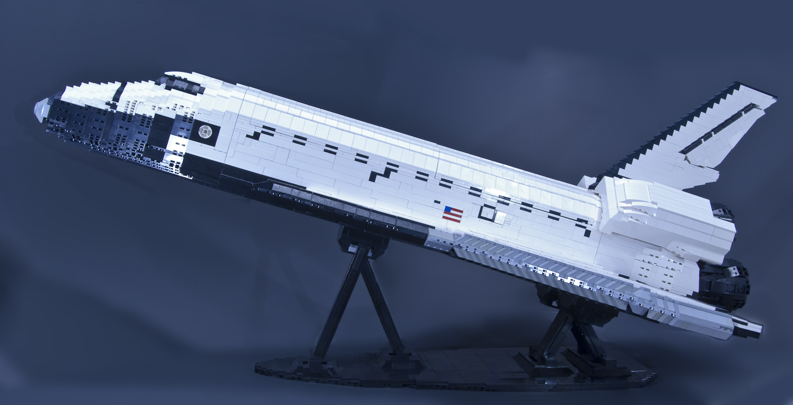 lego space shuttle large - photo #17