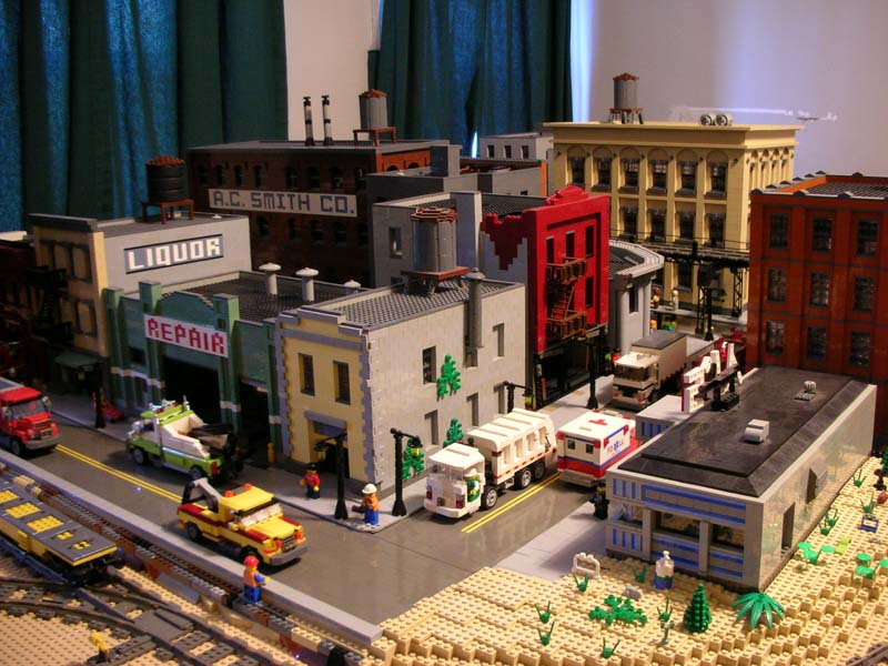 Jonathan Lopes LEGO New York