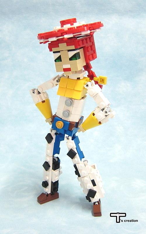 Lego Toy Story Jessie