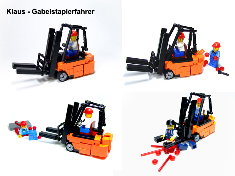 Forklift Montage by Jas Nagra
