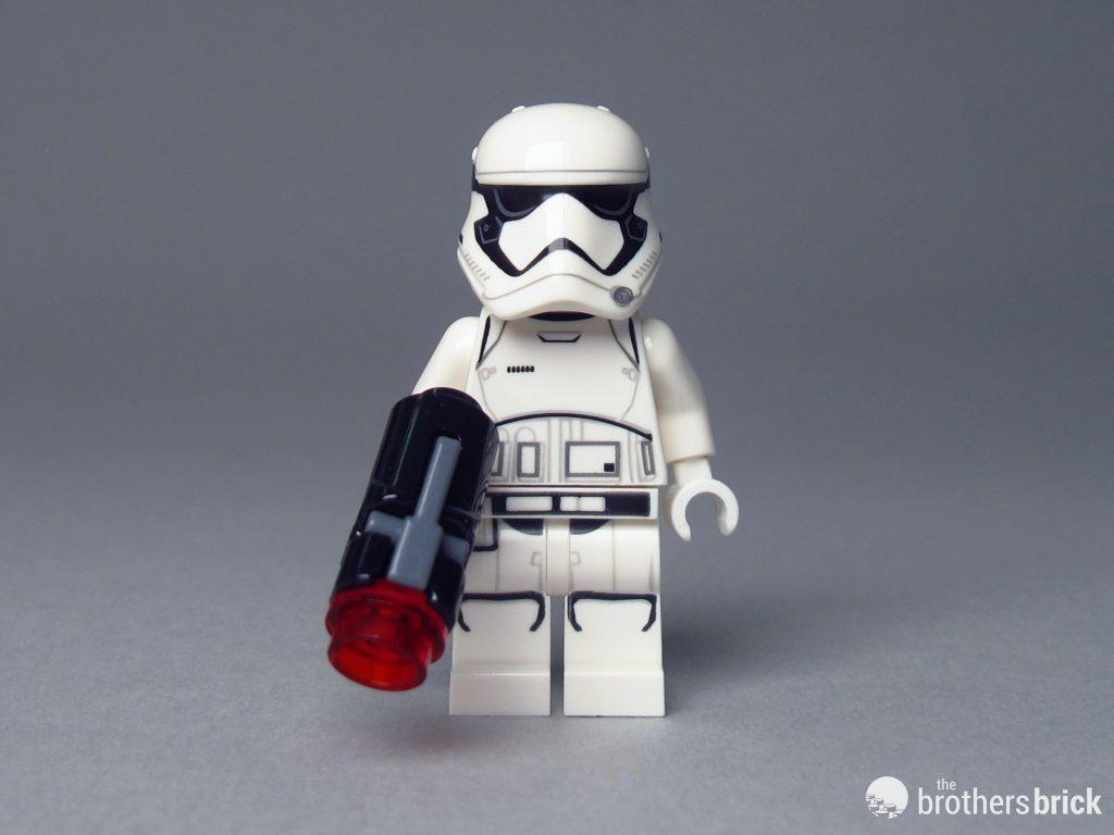 LEGO STORMTROOPER w// 75225 NEW minifigure STAR WARS mini fig Elite Guard Battle