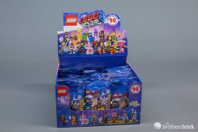THE LEGO MOVIE 2 Lego Minifigure Blind Bag Lot of 5,10,20 71023 Sealed