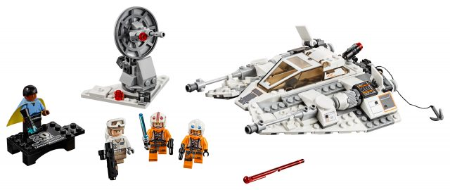 Lego Star Wars 20th Anniversary Sets And Minifigures Revealed News