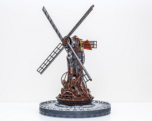 The hopeful windmill