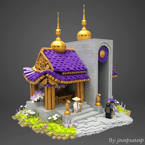 Long Hao Temple