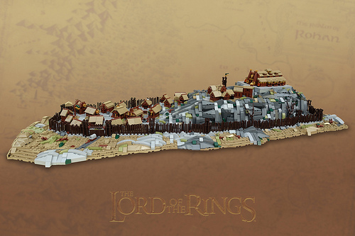 LEGO Lord of the Rings Rohan