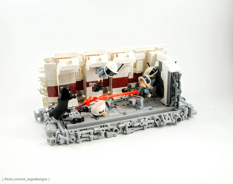 Lego Rogue One Archives The Brothers Brick The Brothers Brick