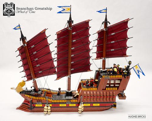Seanchan Greatship