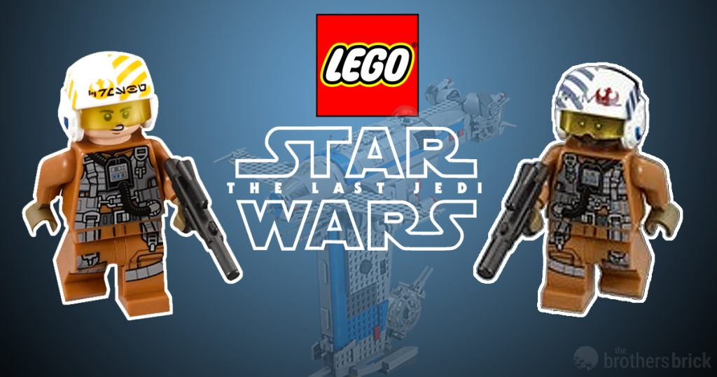 Star Wars Lego Mini Figures Variation