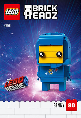 The Lego Movie Emmet