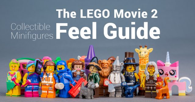 The Lego Movie 2 Collectible Minifigures 71023 Feel Guide Review The Brothers Brick The Brothers Brick