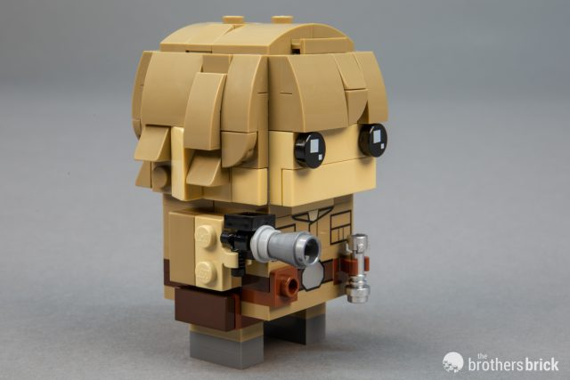 Lego Star Wars Brickheadz 41627 Luke Skywalker And Yoda 41628