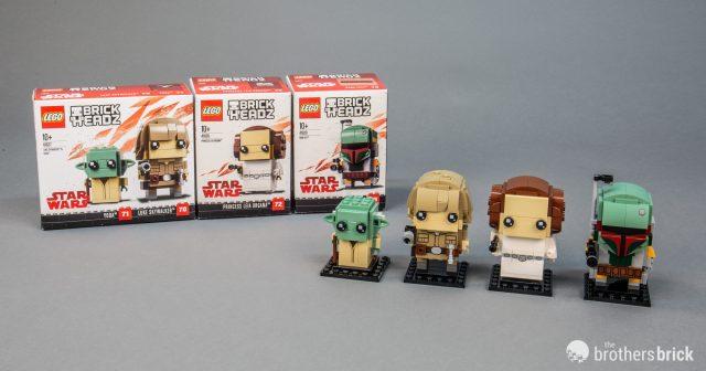 LEGO Star Wars Boba Fett Minifigure with Flesh Head Dark Brown Cape