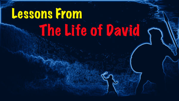 Lessons from the life of David