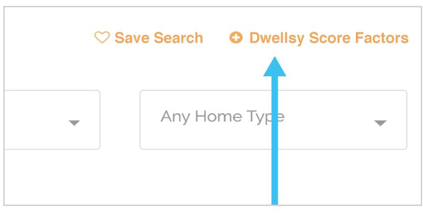 Dwellsy score