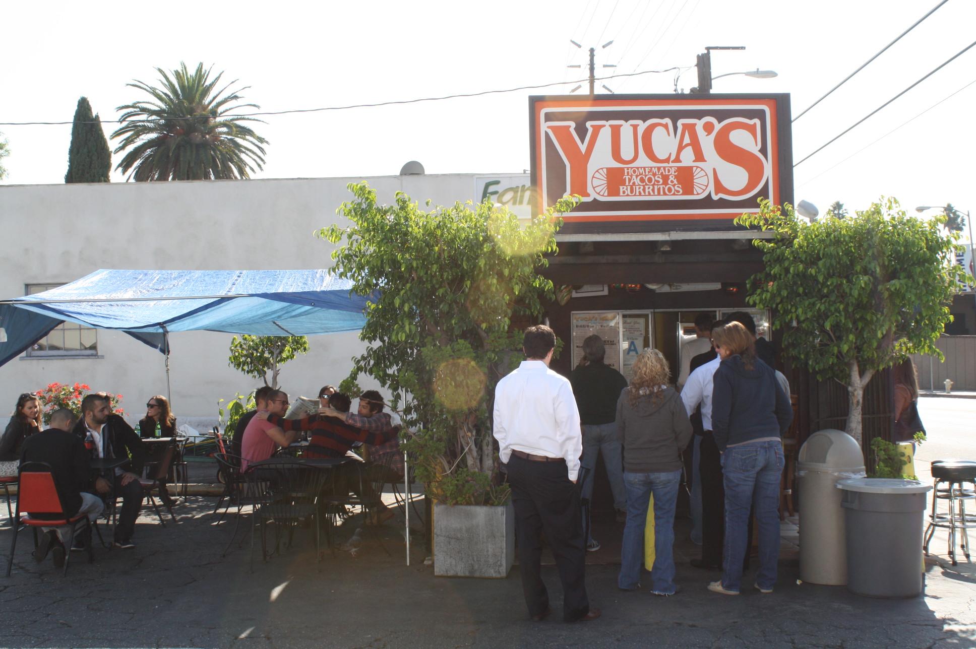 El lugar es muy pequeño, pero eso si, lleno de sabor. (Foto Agustín Durán/El Pasajero).