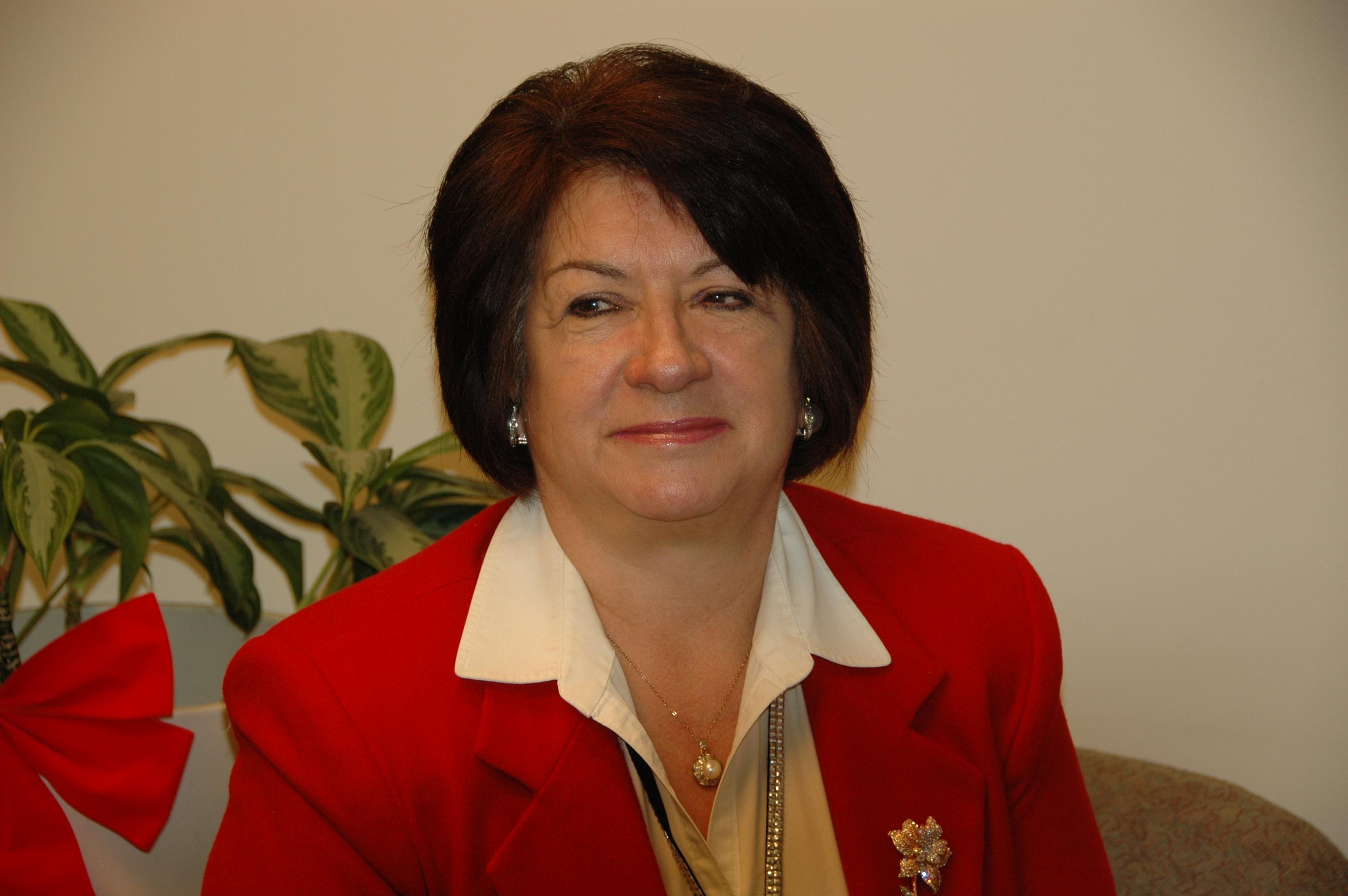 María Lechuga. (Foto José Ubaldo/El Pasajero)