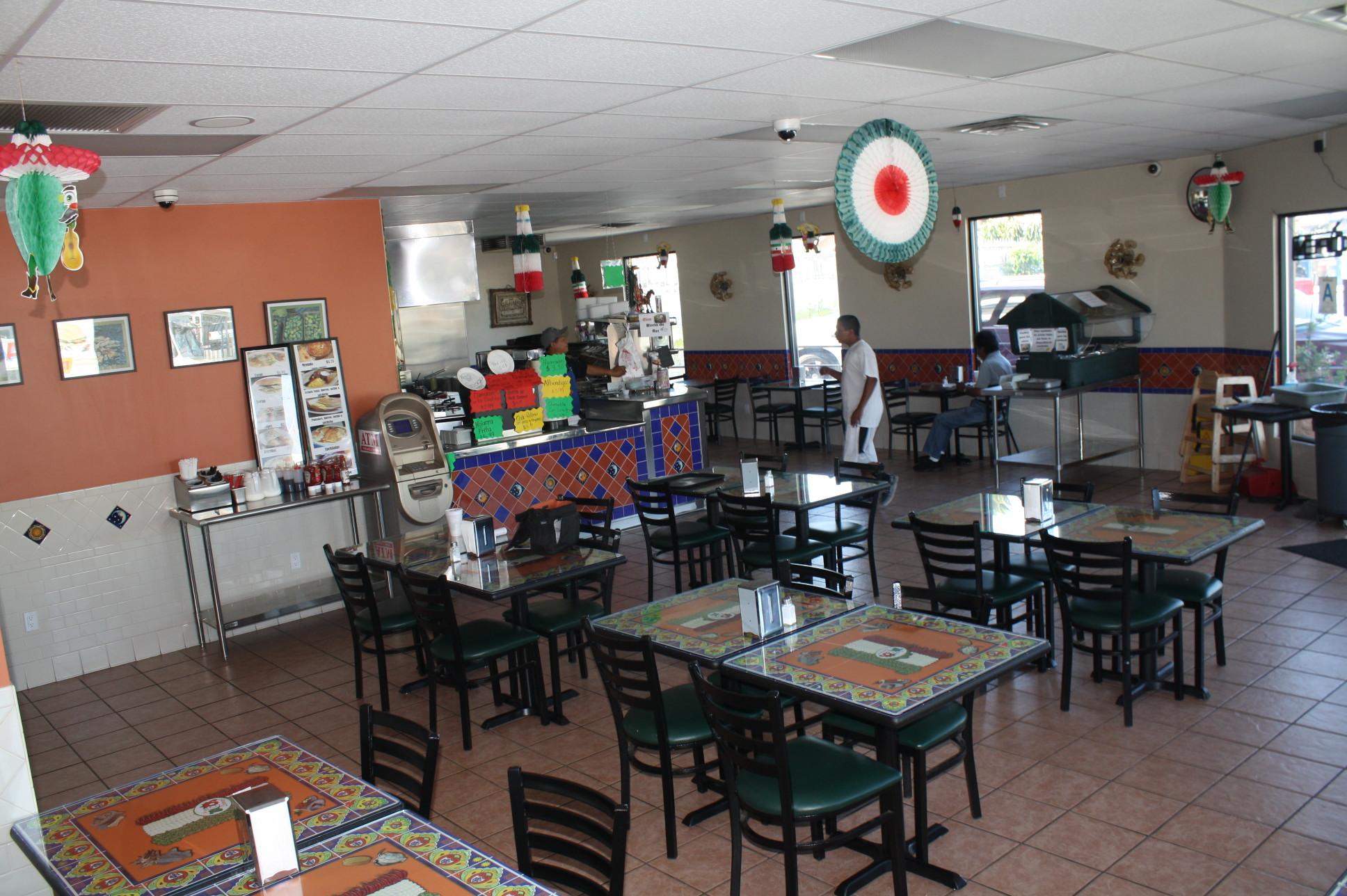 La ambiente del restaurante es tranquilo, atractivo y muy limpio (Foto Agustín Durán/El Pasajero)