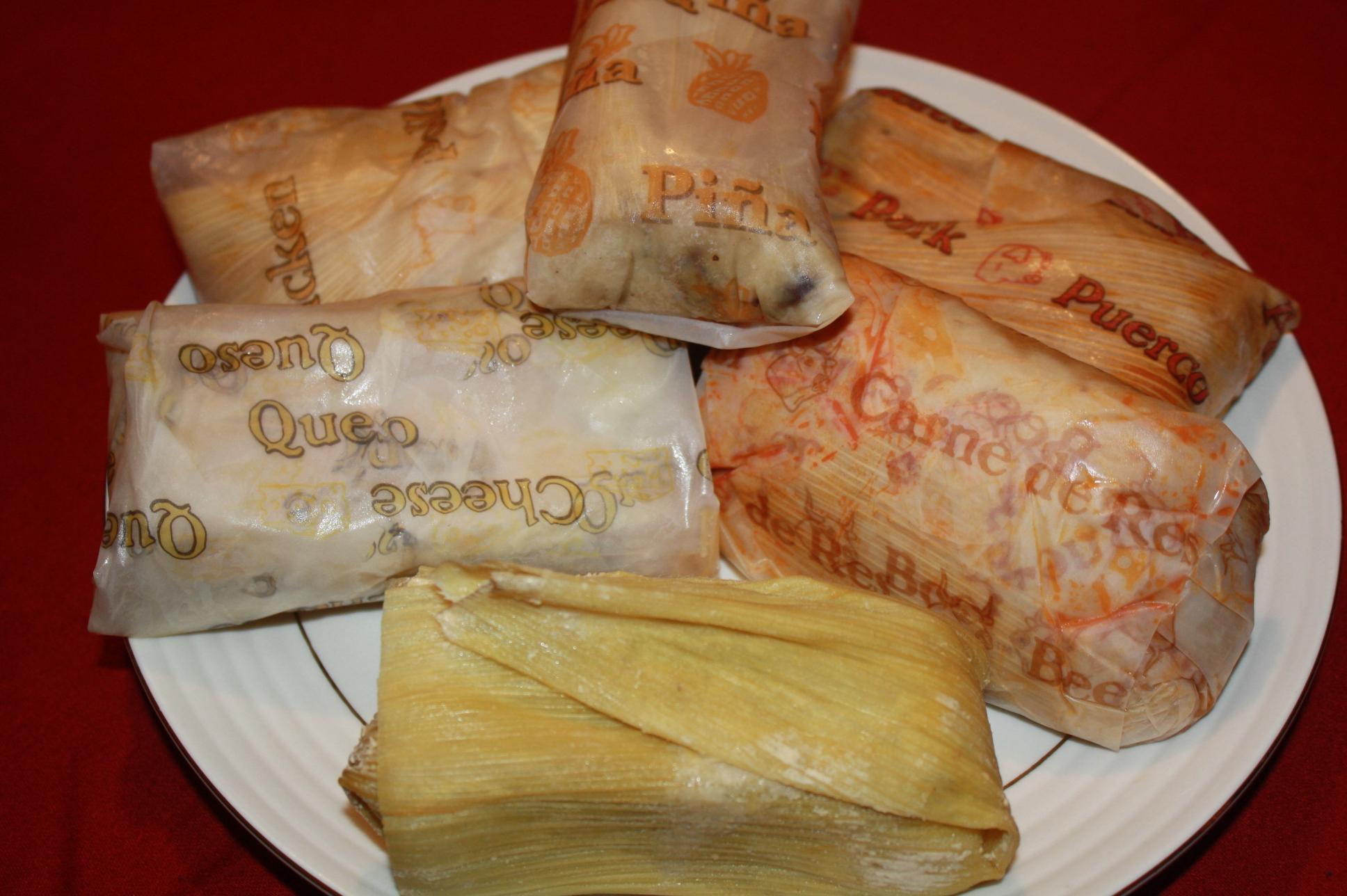 Por 35 años los tamales de La Indiana han sido los favoritos del público angelino.  (Foto de Agustín Durán/El Pasajero).