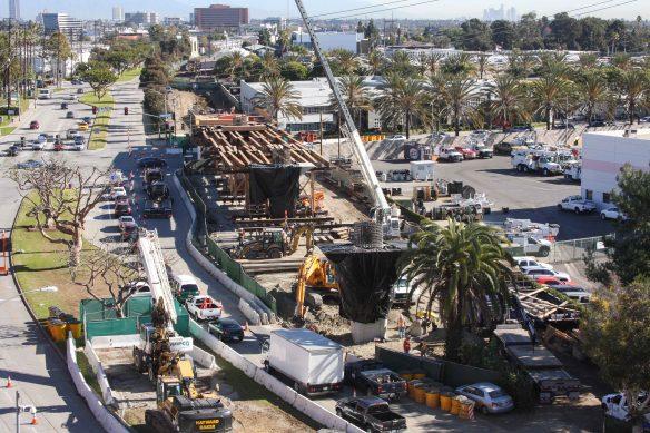puente de Expo LIne