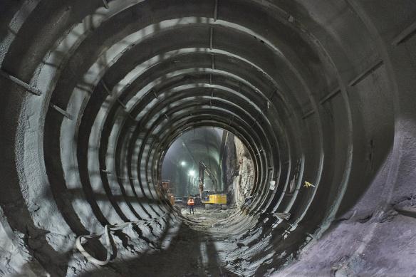 Túnel MTA Nueva York4