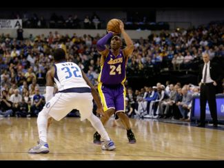Lakers vs Mavericks.4.2.2013