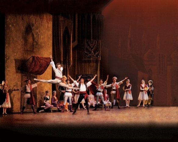 American Ballet Theatre. Foto: Página oficial de Facebook.