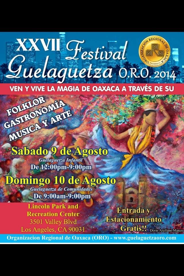 Festival Guelaguetza