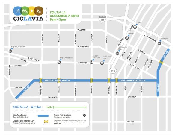 map South LA