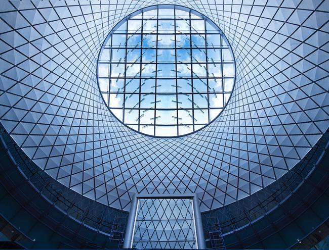 El nuevo Fulton Center. Foto: fultoncenternyc.com